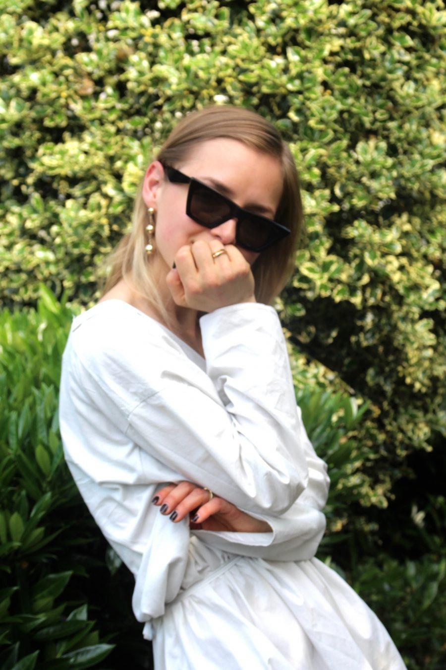 Céline Edge sunglasses black
