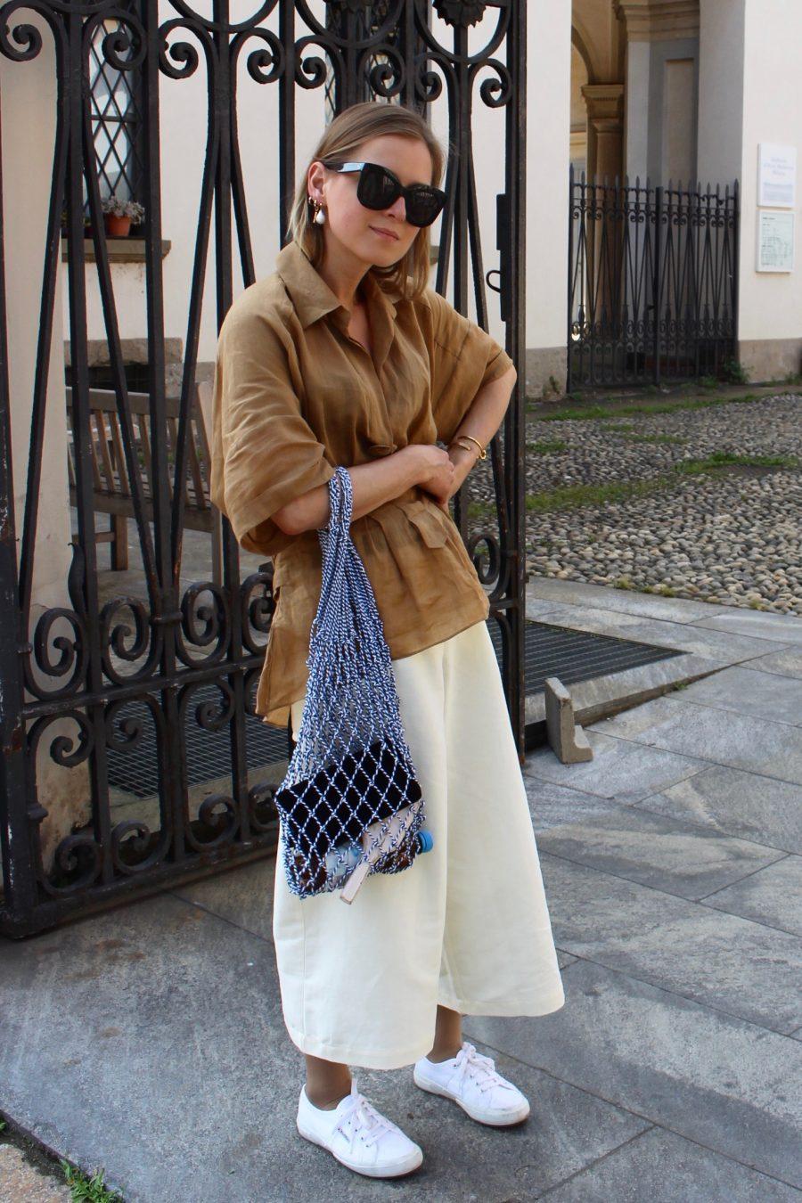 céline bag light blue