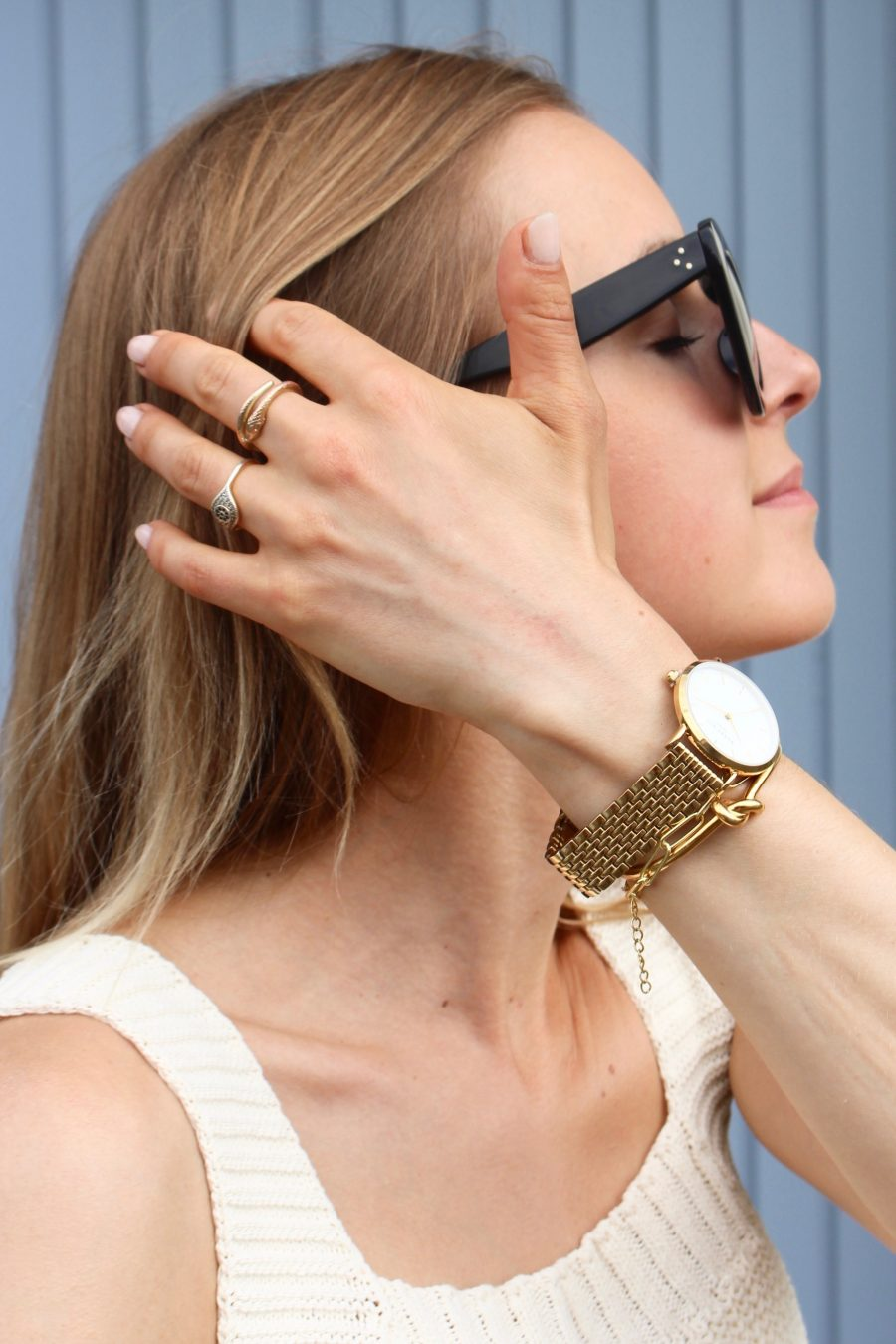 céline knote bracelet