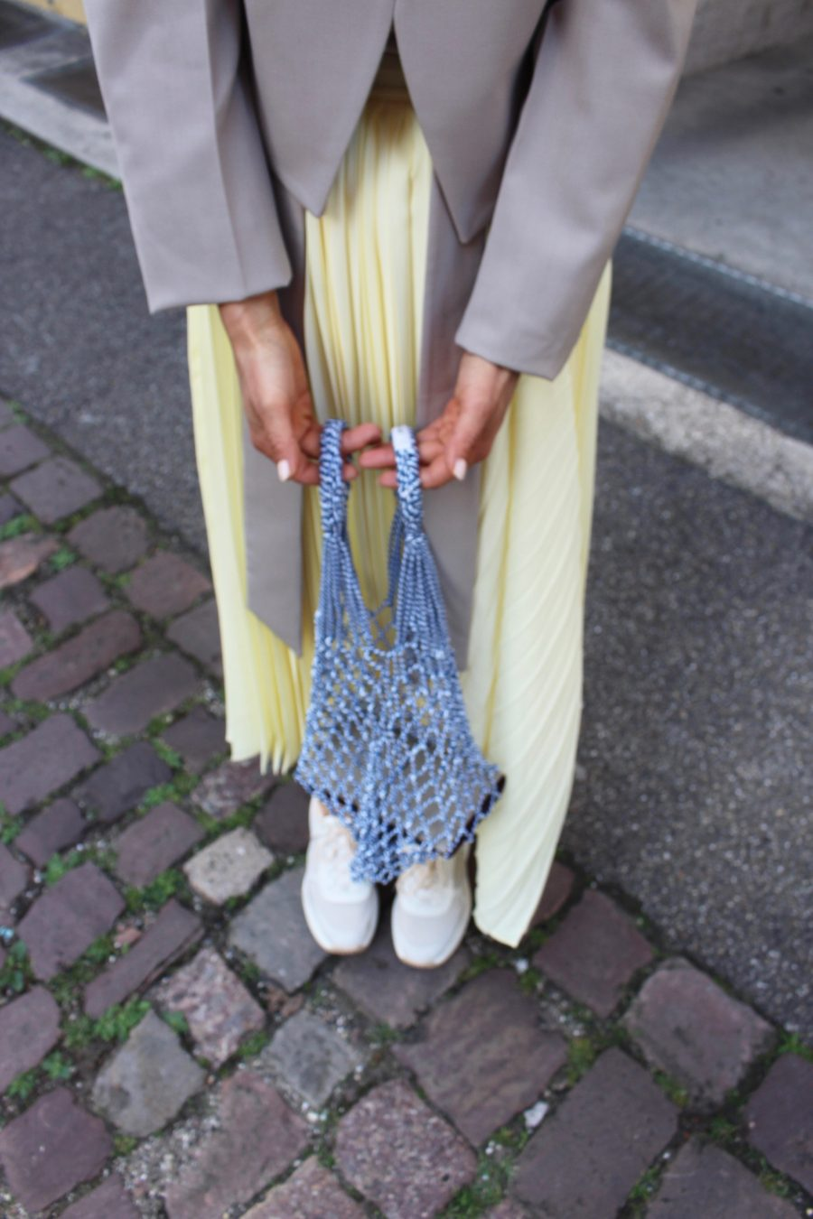 Céline blue bag 2018 trend beuteltasche