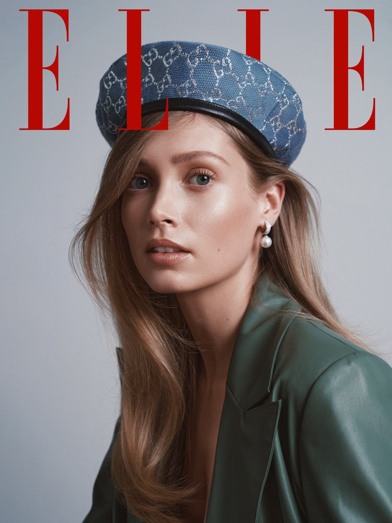 Beginning Of Summer, ELLE Bulgaria May Issue 2021