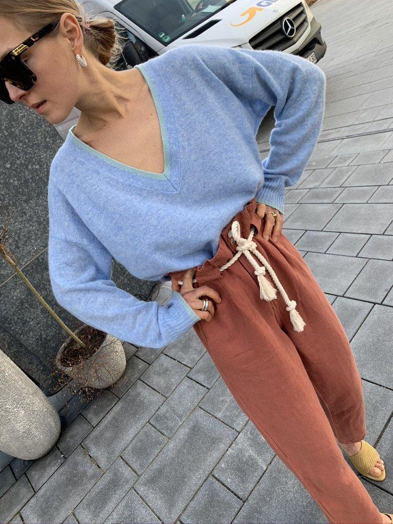 The linen pant |17.04.2021