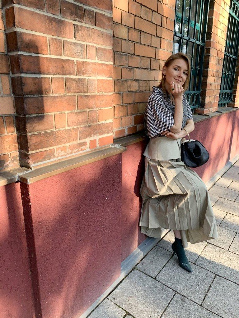 The Khaki Skirt |21.05.2019