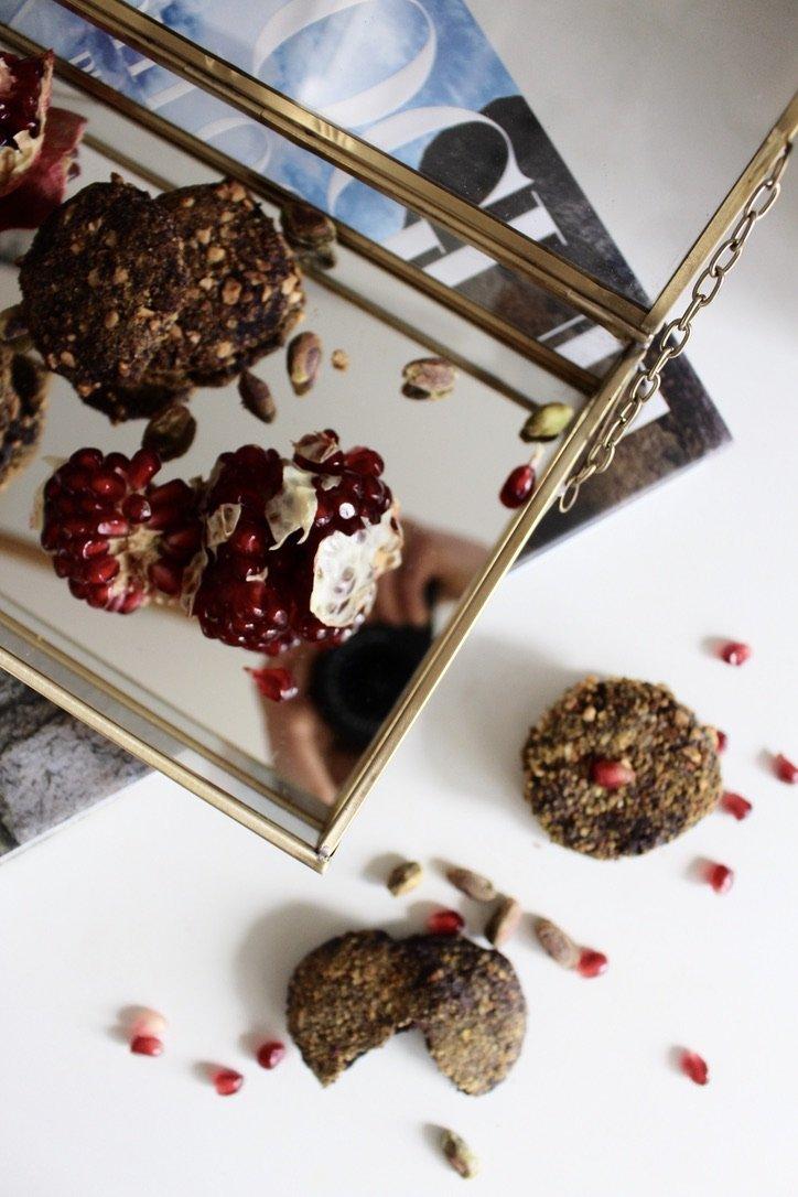 Pistazien-Zimt Cookies |16.12.2020