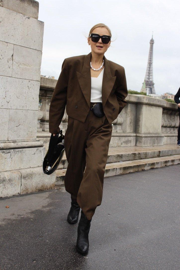 Paris Fashion Week 2019, Look 5 |17.10.2019