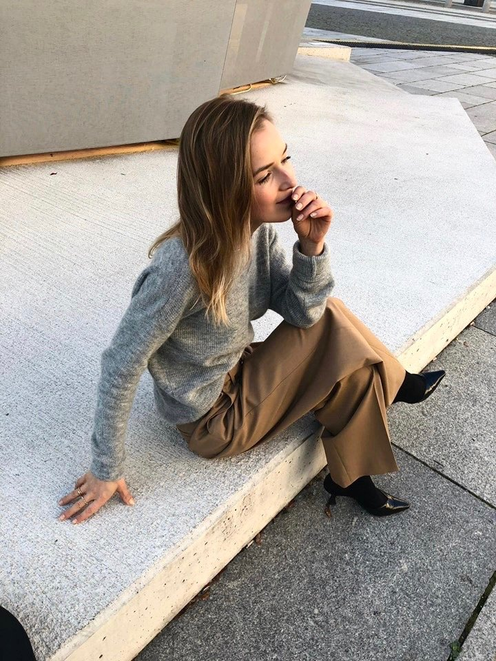 Céline Marta sunglasses black