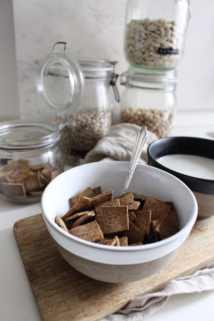 Cinnamon Breakfast Cracker   29.05.2020