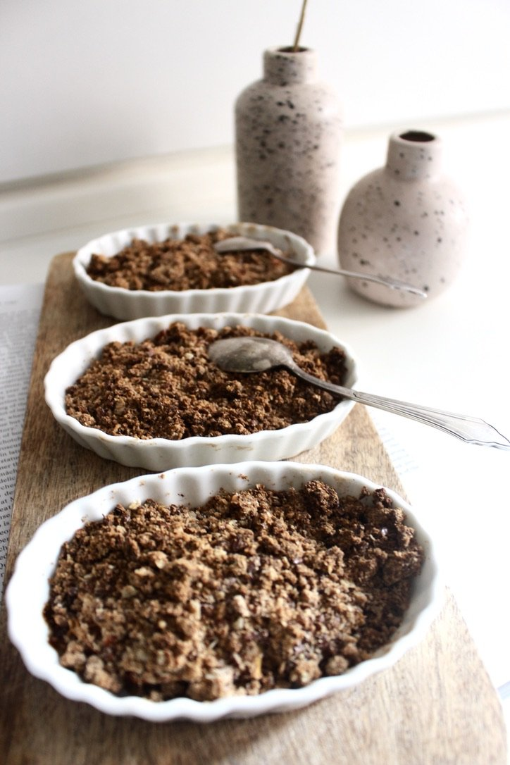 Apple Crumble | 19.03.2020