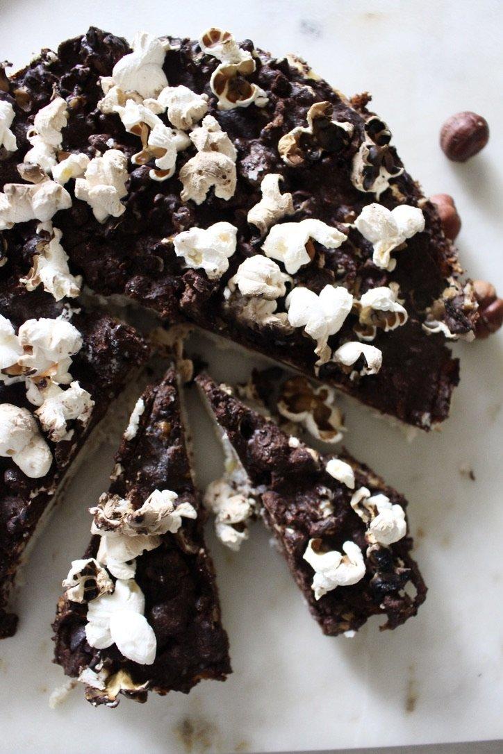 Popcorn-Cheesecake | 09.01.2021