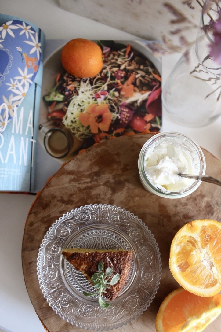 Orange Cake from Ibiza | 20.06.2021
