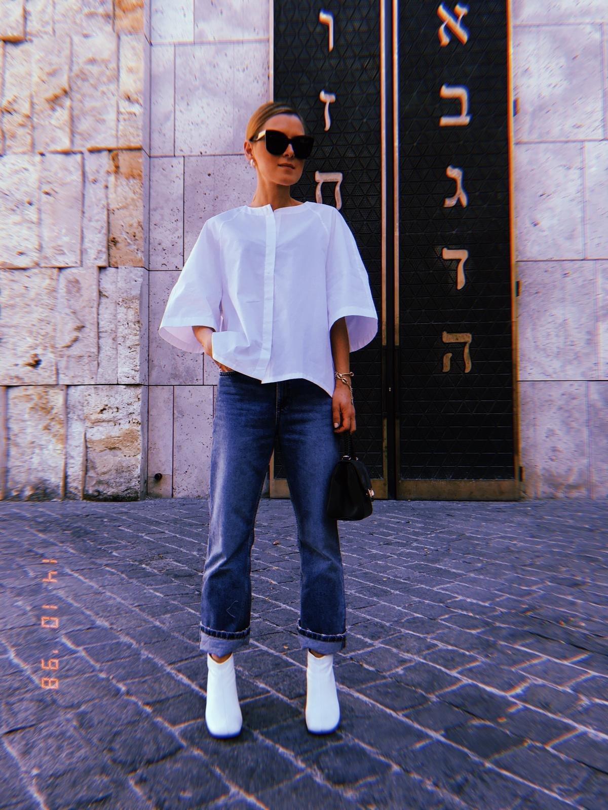 Anna Borisovna fashion Blogger style
