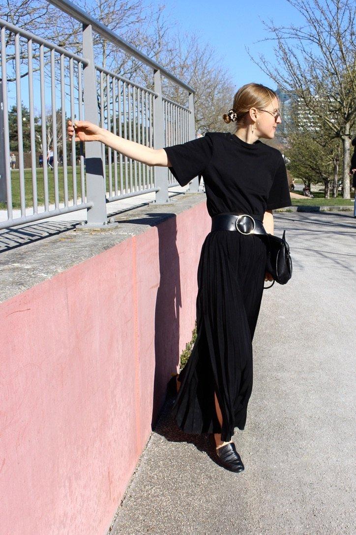 The Plisse Skirt |08.04.2020