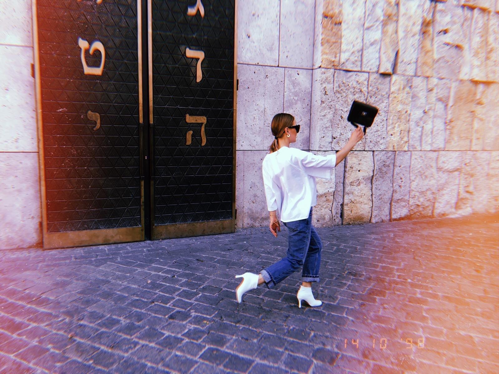 lili Radu bag khaki mini
