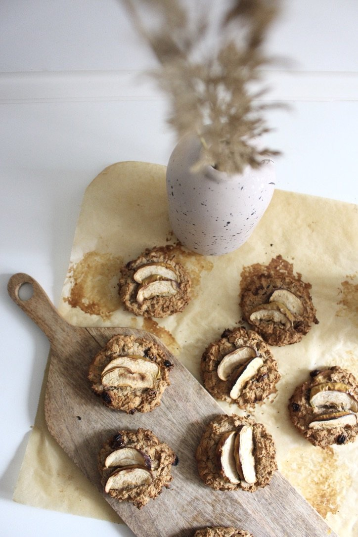 Buchweizen Apfel Cookies | 09.02.2020