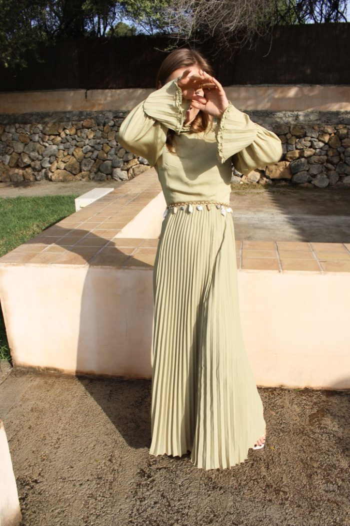 Maxi dress summer trend 2019