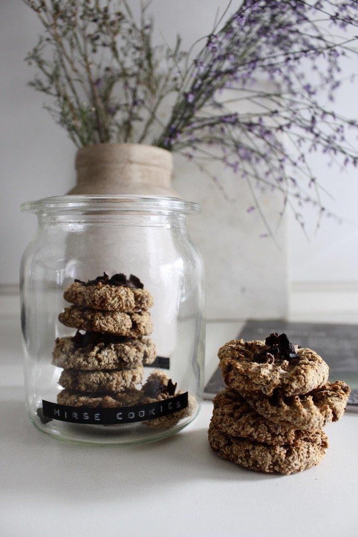 Hirse-Feigen Cookies |04.03.2021