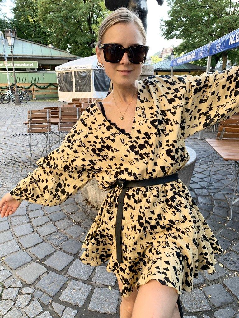 The Anine Bing Dress | 03.08.2020