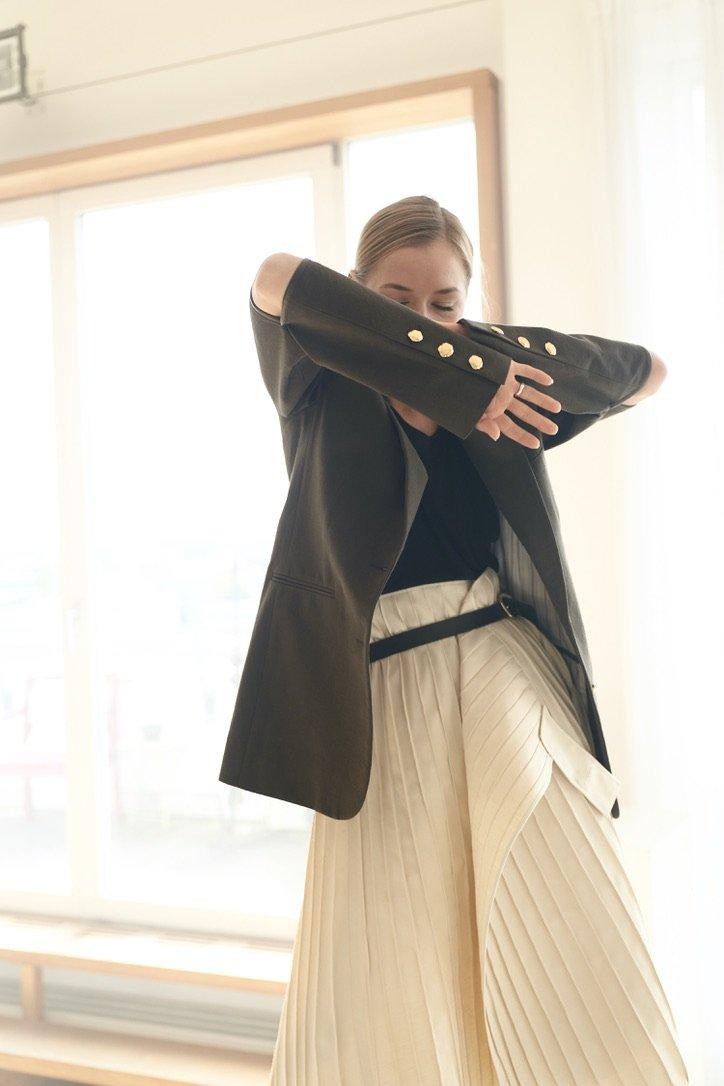 The Jil Sander Skirt |12.10.2020