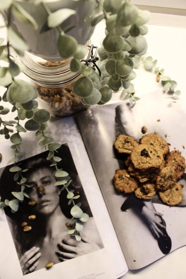 Choco-Kichererbsen Cookies |07.12.2020