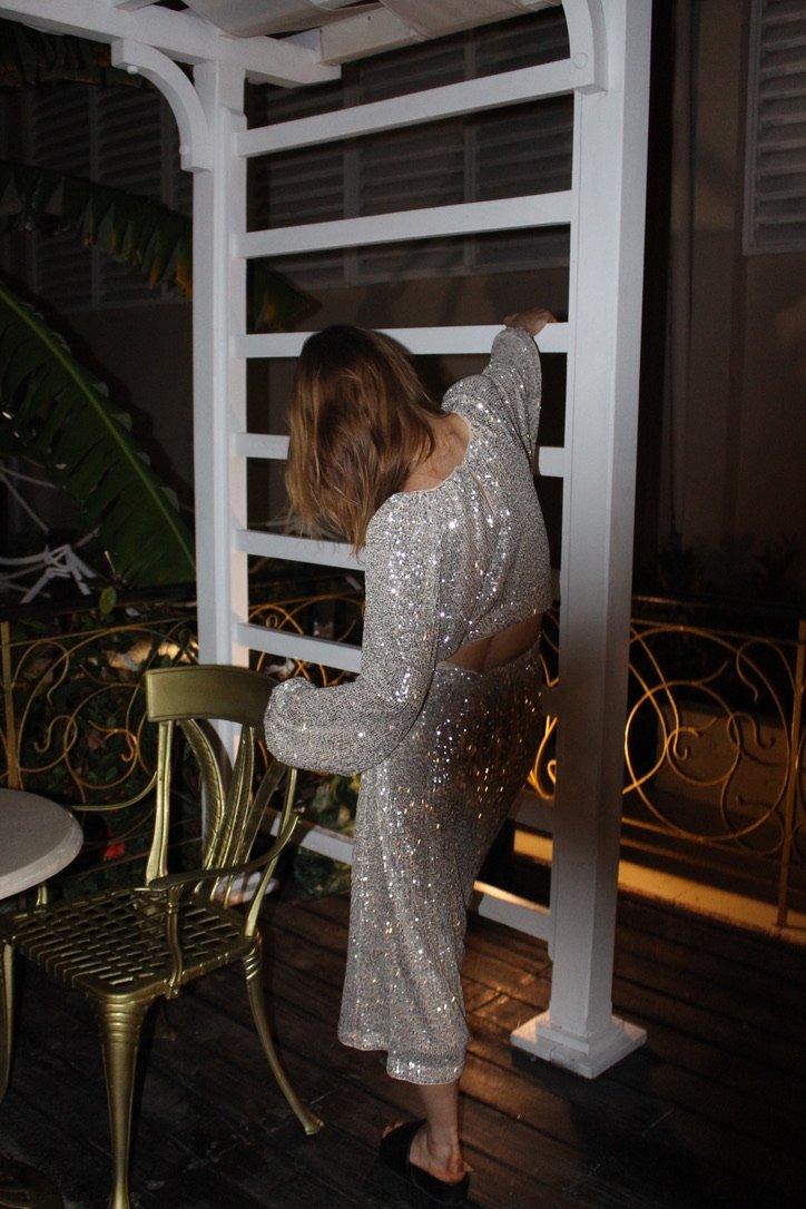 The evening dress |22.04.2021