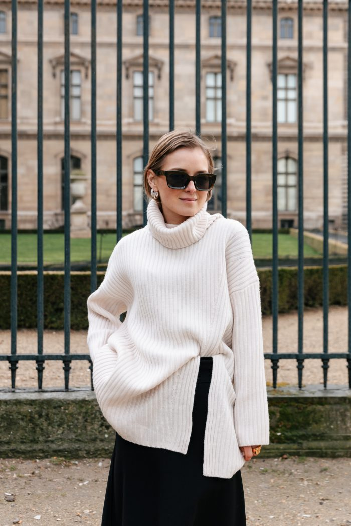 The Beige Knit H&M Trend