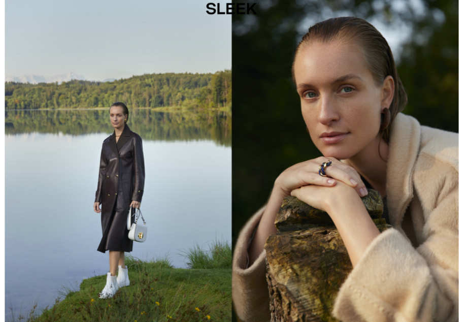 In search of serene waters, Sleek Fashion Story | 02.09.2020