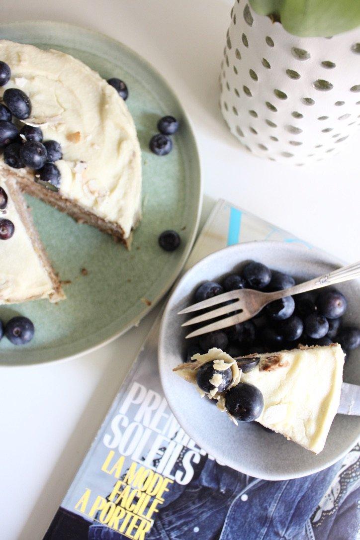 Coconut Cream Cake |12.04.2020