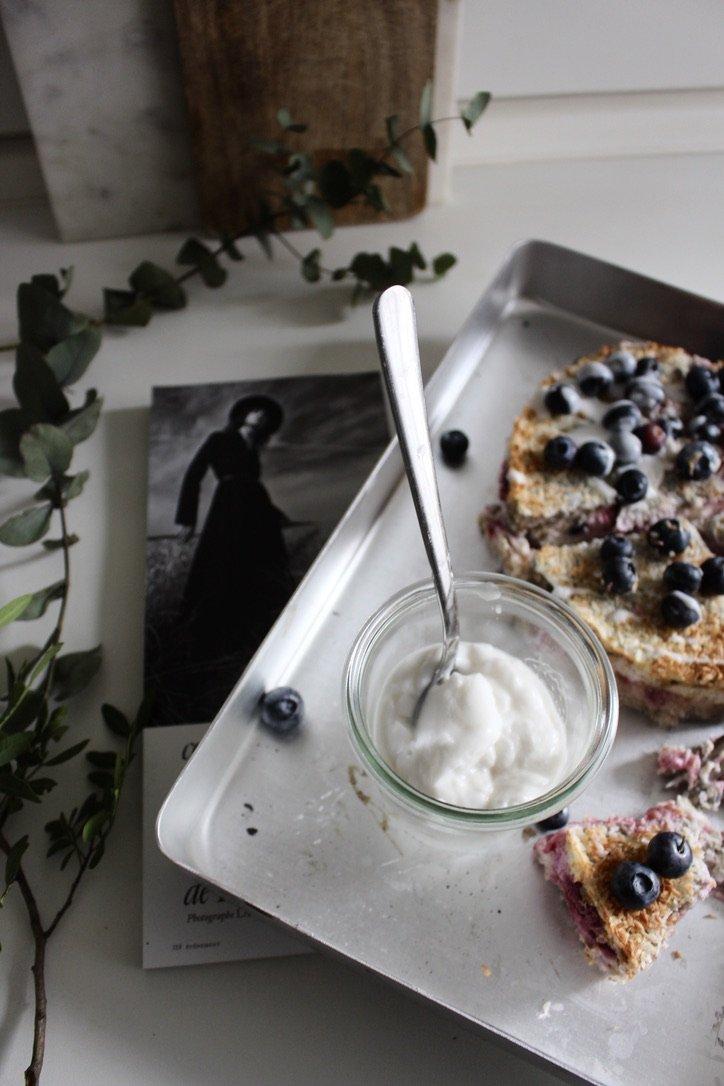 Berry Oat-Cake |01.02.2021