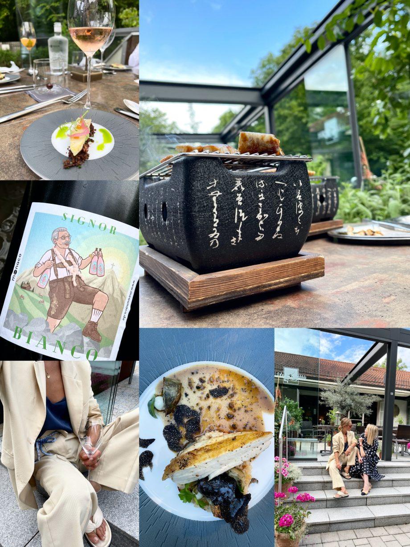 Die Hirschau 1804 Restaurant, Munich |02.07.2021