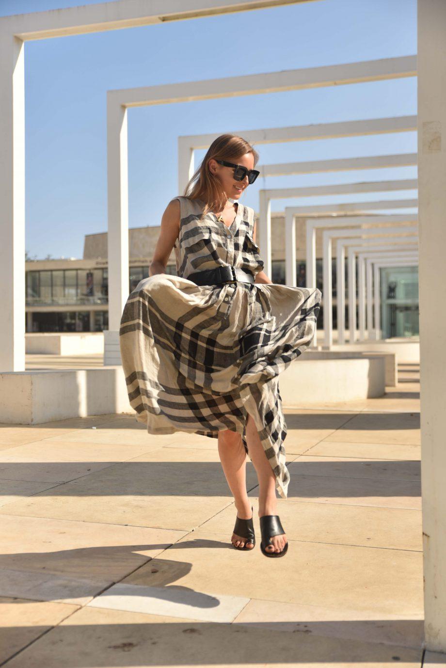 The ALEMBIKA Summer Dress |09.07.2019