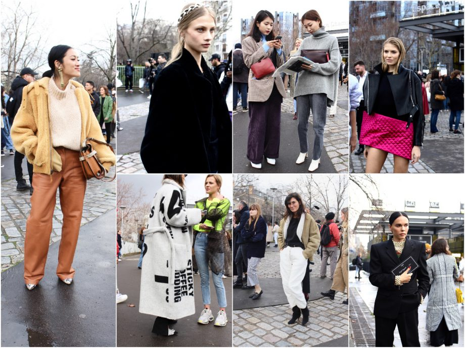Street Style from Paris Fashion Week FW/19, Day 4  09.03.2019