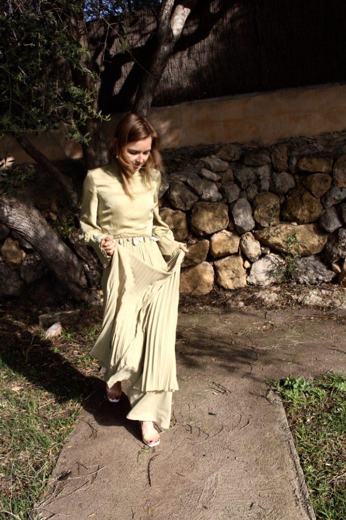 Maxi Dress Ivy & Oak summer 2019