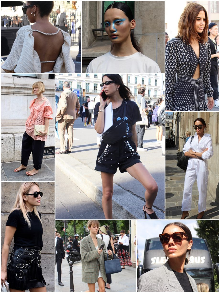 Street Style Paris Fashion Week Haute Couture, Day 4 |08.07.2018