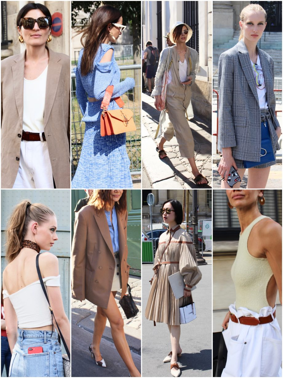 Street Style Paris Fashion Week Haute Couture, Day 3 |07.07.2018