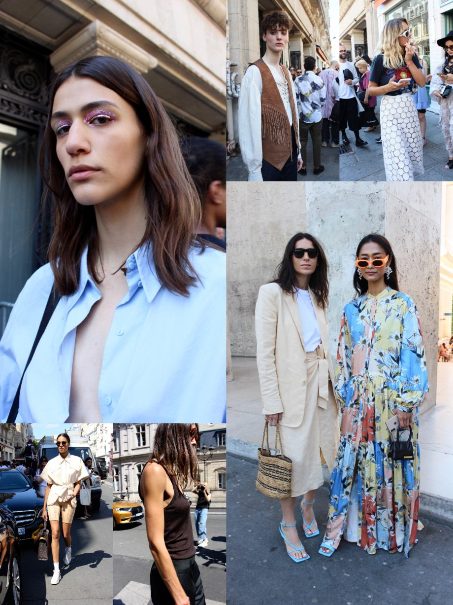 STREET STYLE PARIS FASHION WEEK HAUTE COUTURE AW2019/20, DAY 4 | 07.07.2019