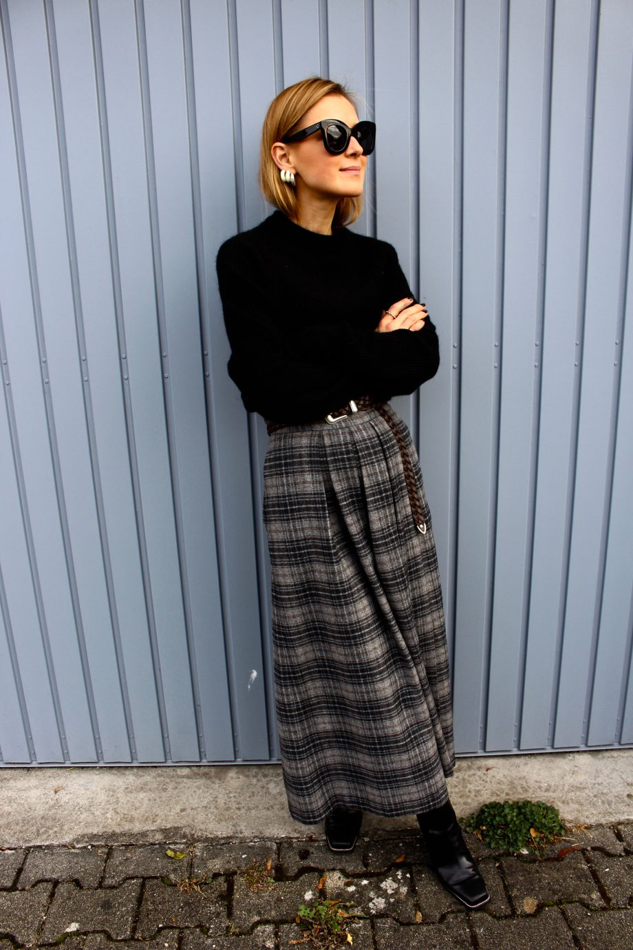 The Massimo Dutti Winter Capsule Skirt | 10.11.2018