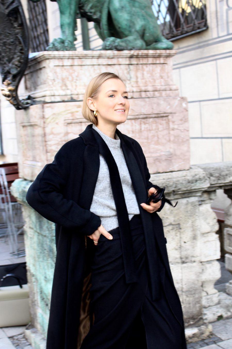 street style look 2018 anna borisovna
