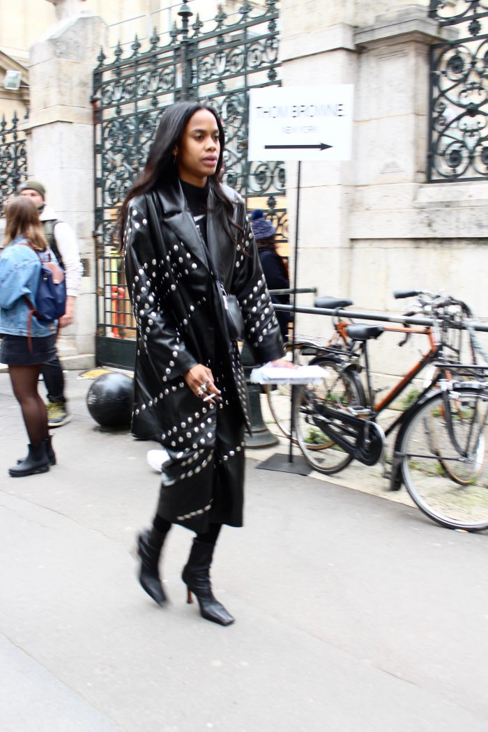 Street Style from Paris Fashion Week FW/19, Day 6