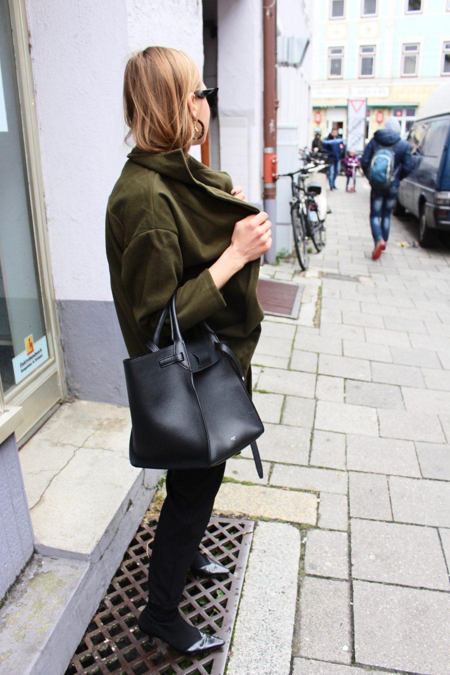 Céline Black bag new collection 2018