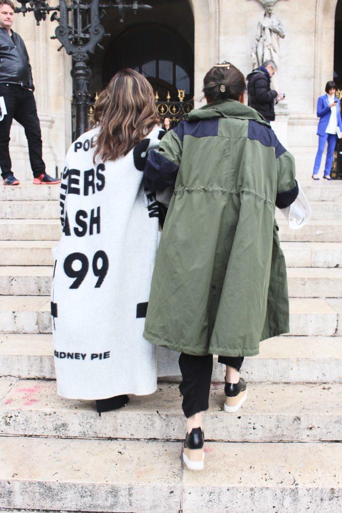 Street Style Paris Fashion Week, Day 6