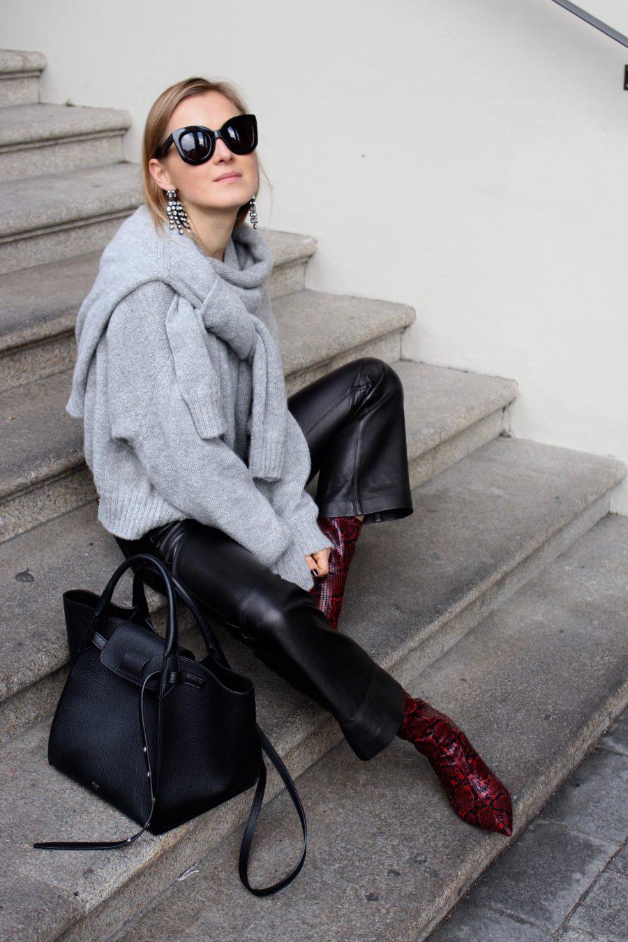 H&M Earrings Trend winter 2018