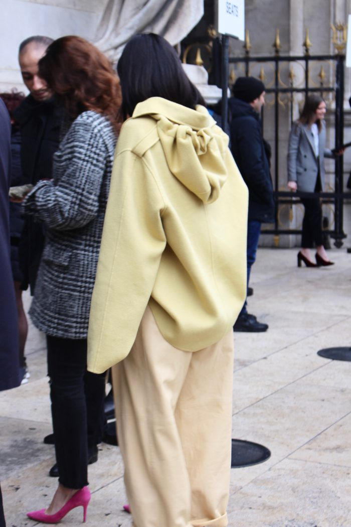 Street Style from Paris Fashion Week FW/19, Day 7