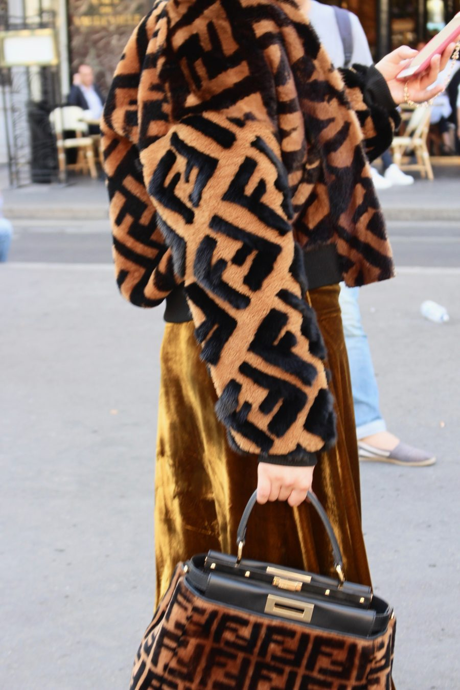 Street Style Paris Fashion Week Haute Couture, Day 4