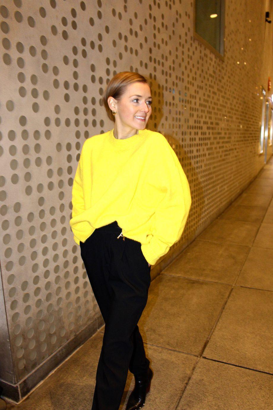 The Yellow Sweater |17.12.2018