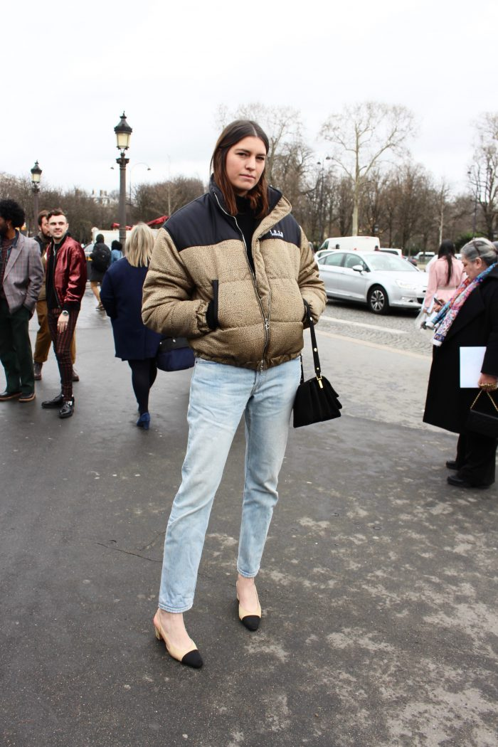Street Style from Paris Fashion Week FW/19, Day 8