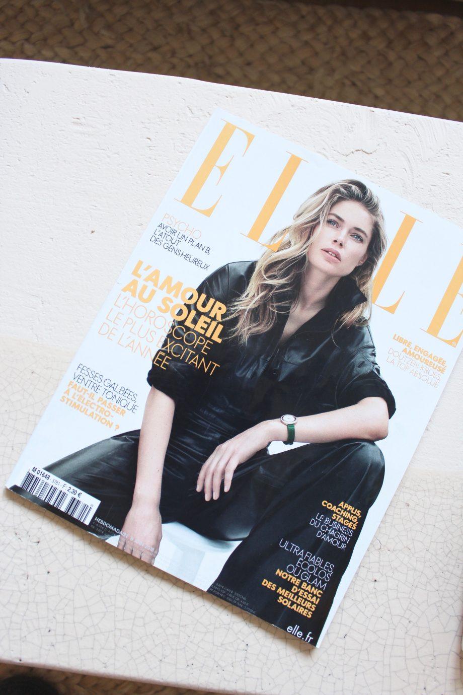 Elle France |01.08.2018