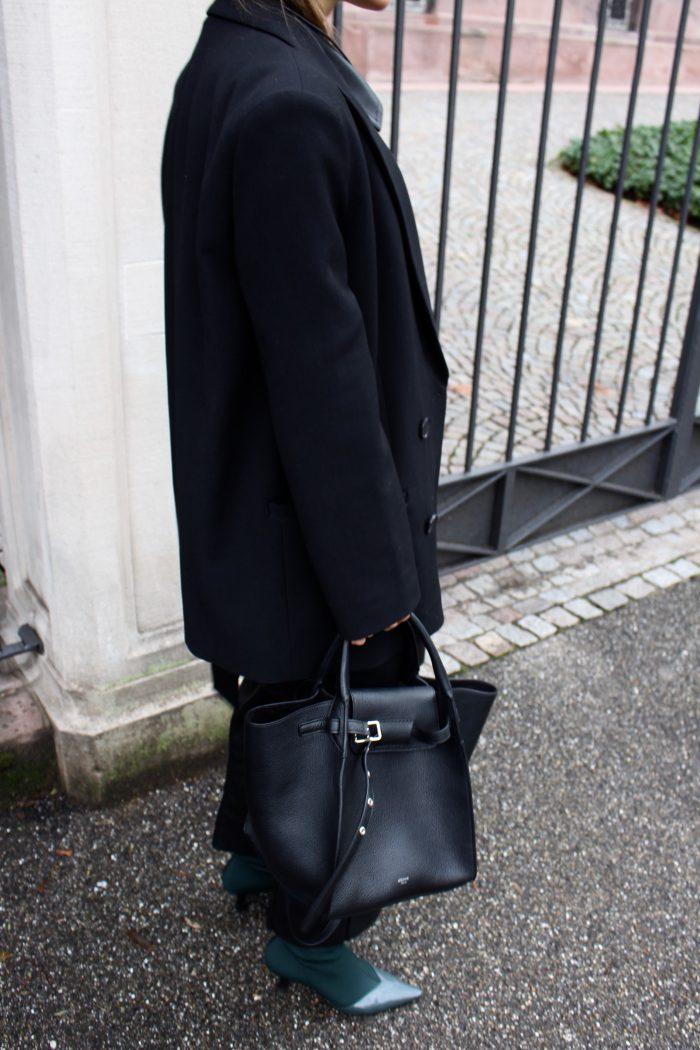 Céline winter bag black 2018