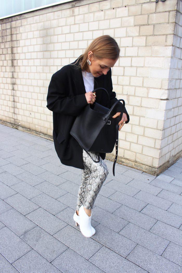 Céline old collection bag 2018 black
