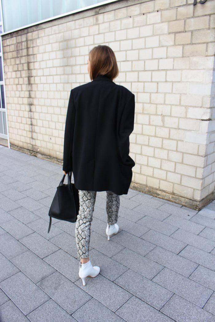 white nappa céline boots summer 2018