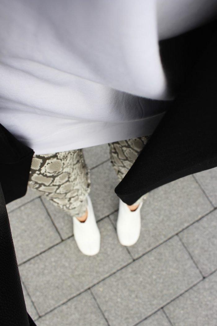 céline shoes white